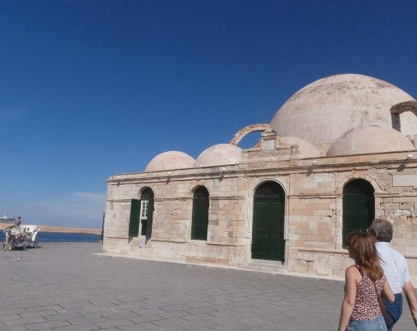 Giali Tzami Mosque Mosque Chania Crete Cretamap Com