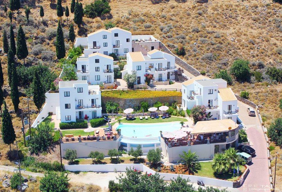 Creta blue suites koutouloufari hersonissos crete for Boutique hotel crete