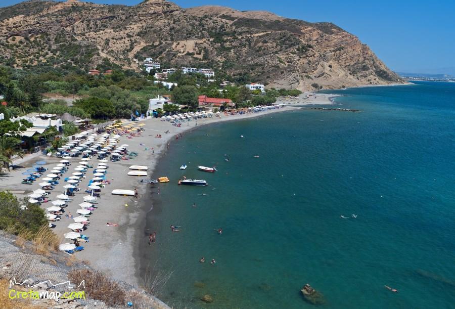 Agia Galini Beaches South Rethymnon