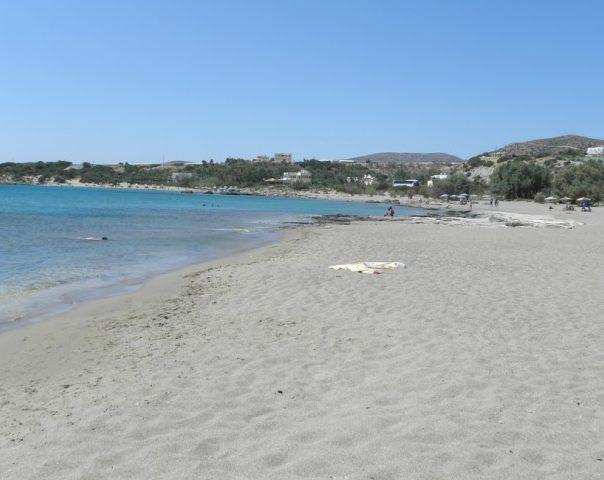 Grammeno Beach Paleochora Crete Cretamap Com